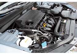 Мотору объемом 2,0 л добавили 21 л.с., апоказатель крутящего момента вырос на 8 Нм.