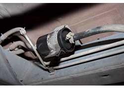 Топливный фильтр поменяли, поскольку А-92, которым «питается» Hover, не всегда идеален.
