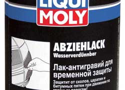 Один из актуальных вопросов после дальних путешествий– что делать со сколами на лакокрасочном покрытии автомобиля и засохшими на его поверхности насекомыми? Оригинальный способ предупредить эти неприятности предложила компания Liqui Moly.