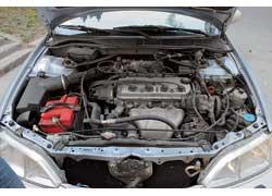 Каждые 40 тыс. км все двигатели Accord нуждаются в регулировке тепловых зазоров клапанов.