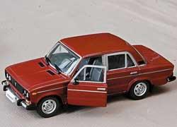 ВАЗ-2106 (1976-2006 гг.)