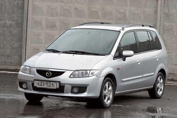 Mazda Premacy 1999–2004 г. в.