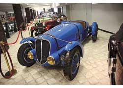 Delahaye 135 M Competition Court 1935 г. в. принадлежала знаменитому французскому гонщику Рене Дрейфусу.