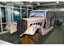 Пульман-лимузин Horch 951 станет хорошим дополнением к уже имеющейся коллекции Horch.