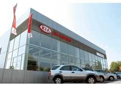 Львовская компания «НІКО-ЗАХІД», официальный дилер КІА Motors, открыла первый концептуальный монобрендовый салон КІА Motors в регионе