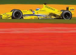 1999–2000: Minardi, призовой пилот, 33 Гран-при, 1 очко