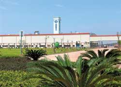 Завод и исследовательский центр Geely