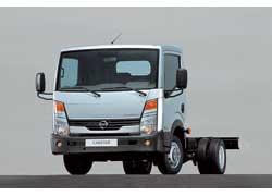 Коммерческая техника Nissan появится в Украине уже в 2009 году.