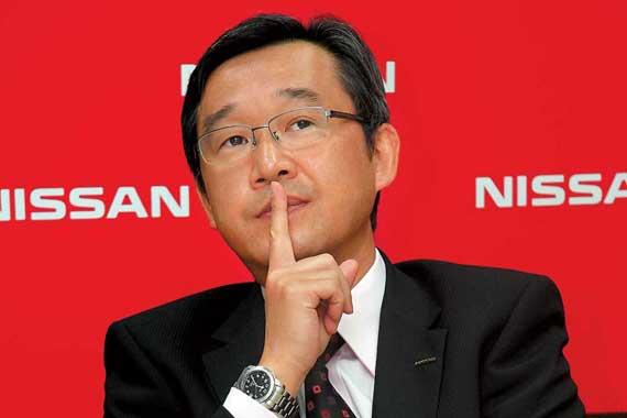 Тору Сайто, старший вице-президент компании «Nissan Motor Cо., Ltd»