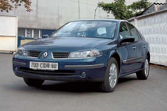Renault Laguna: С ней не расслабишься - Автоцентр ua