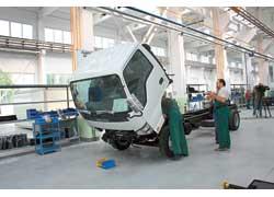 В Черкассах 9 сентября торжественно открыт автомобильный завод «Богдан» по выпуску грузовиков Isuzu