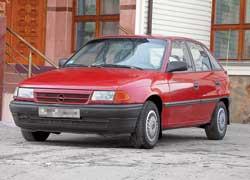 Opel Astra (F) 1991–1998 г. в.