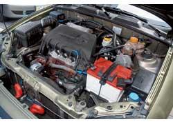 Главный недостаток 1,3-литрового двигателя МеМЗ – необходимость «крутить» его для энергичного разгона.