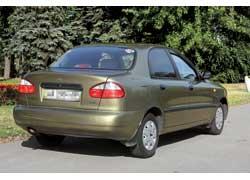Daewoo Lanos с 2001 г.