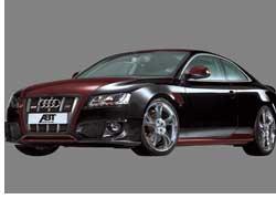 ABT Sportsline решила немного изменить «лицо» Audi за счет новой фирменной облицовки радиатора