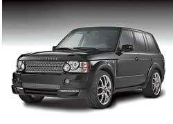 Последняя работа ателье Arden выполнена на основе престижного внедорожника Range Rover и называется AR7.