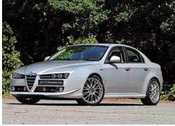 Культовая британская доводочная мастерская Autodelta взялась за апгрейд базовой версии переднеприводного седана Alfa Romeo 159 JTS с 2,2-литровым мотором.