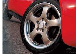 Автомобильные колеса фирмы Kosei