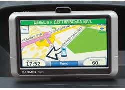Уже сегодня прибор имеет такие карты, которые выведут путника даже из отдаленного райцентра.