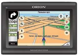 Навигационная система Orion G4310BT-EWR