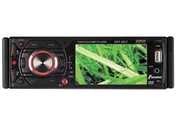 Farenheit DVD-ресиверов с дисплеем на лицевой панели