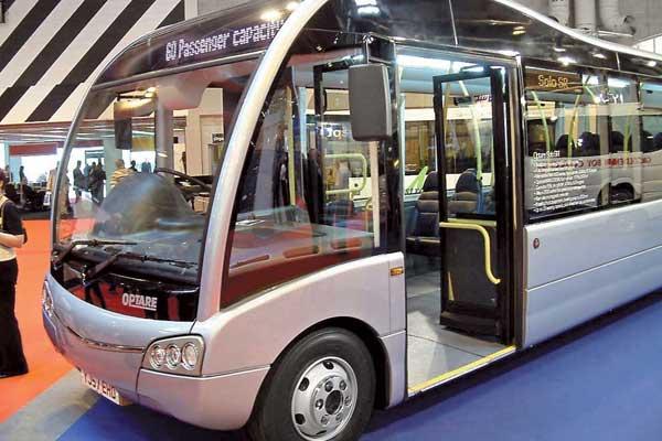 Британская компания Optare, специализирующаяся на производстве пассажирского транспорта, на прошедшей в октябре в г. Бирмигнеме выставке Coach & Bus Live показала новый городской автобус Solo SR