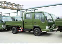 Популярные в Украине JAC-1020, поставляются и в армию Китая.