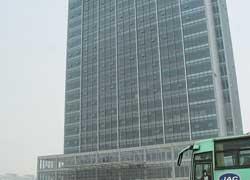 Здание нового Технического и исследовательского центра JAC cкоро будет сдано в эксплуатацию.