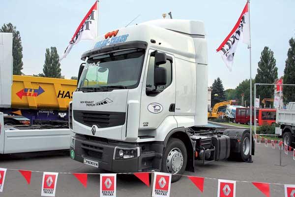 Новинка 2007 года от Renault Trucks: бюджетный грузовик Евро 5 – «Премиум Гетьман».