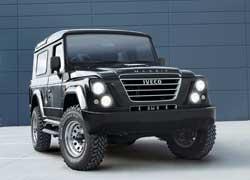 После дебюта в Пекине в качестве прототипа внедорожник IVEСO Massif отпраздновал в Амстердаме свою мировую премьеру уже как серийная модель. Кузов – 3- и 5-дверный, трехлитровый дизель мощностью 146 л. с. и 176 л. с.