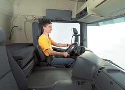 На стенде Scania состоялся дебют кабины P в самом просторном исполнении Highline.