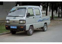 Один из крупнейших производителей минивенов и минигрузовиков в КНР – Jangxi Changhe Motor (до 160 тыс. ед. в год).