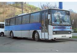 Автобус дальнего следования Karosa LC736.