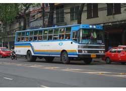 Городской Cherdchai на шасси Mercedes-Benz