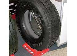Белорусский шинный гигант – «Белшина» разработала новую грузовую шину 315/70R 22,5 модели БЕЛ-138.