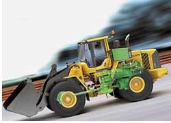 Компания Volvo Construction Equipment (Volvo CE) выпустила первый в мире гибридный колесный погрузчик Volvo L220F Hybrid