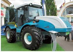 Модернизированный колесный сельскохозяйственный трактор ХТЗ-170 с двигателем Deutz в 180 л. с.