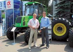 Трактор «Кий»-14102