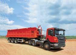 Строительная техника Scania