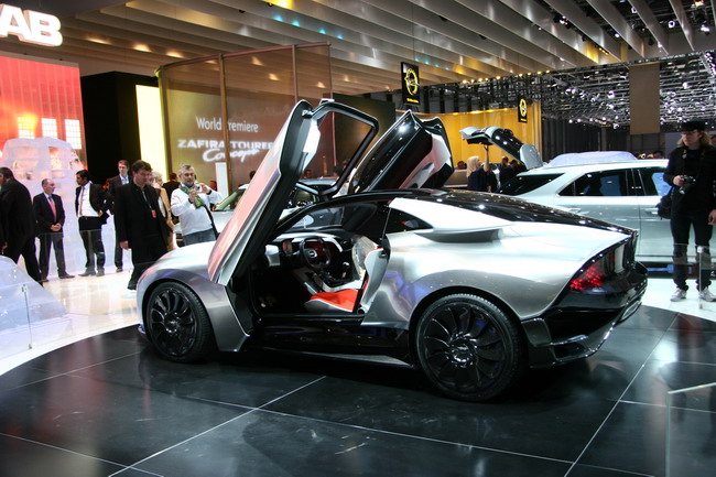 Saab PhoeniX, Женева 2011