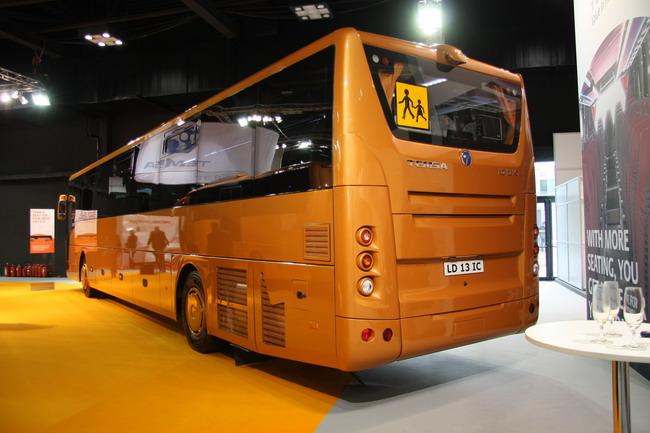 Автобусы Temsa LD