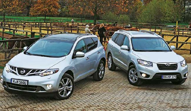 сравнительный тест,корейские автомобили,японские автомобили
