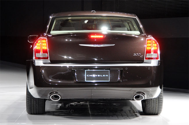Chrysler 300C Executive Series