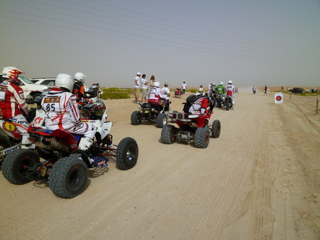 Абу Даби Дезерт Челлендж-2011