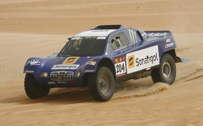 Abu Dhabi Desert Challenge 2011
