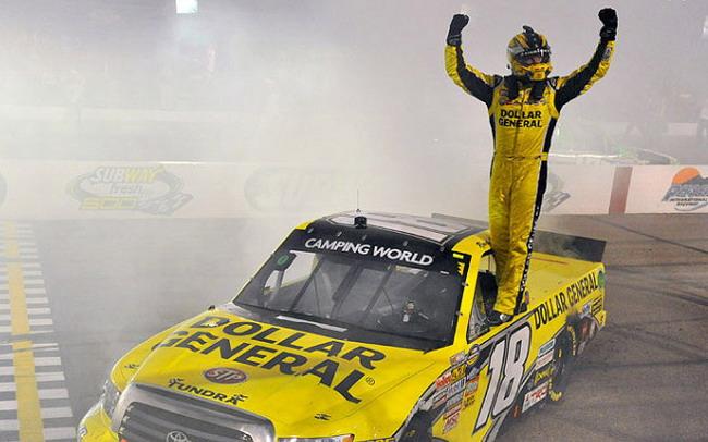 Райкконен переходит в NASCAR
