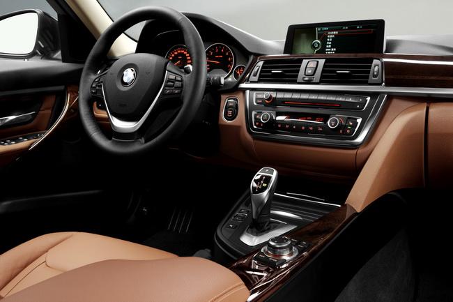 BMW подготовила удлиненный седан 3-й серии