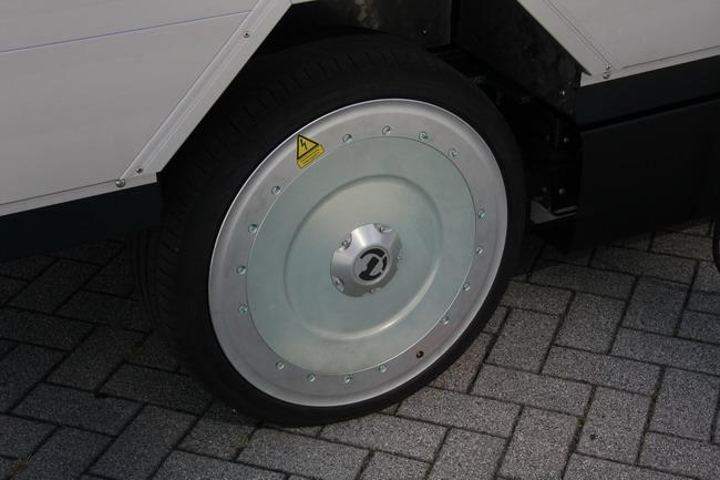 мотор-колеса BOmobil