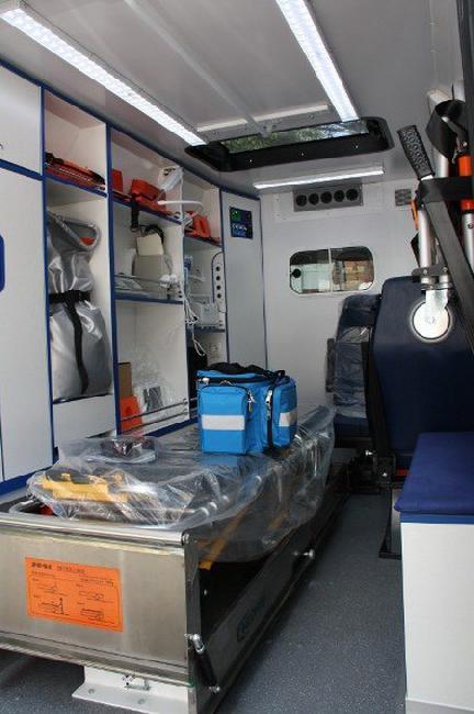 Автомобили скорой медицинской помощи Peugeot Boxer