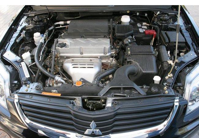 Двигатель Mitsubishi Galant IX